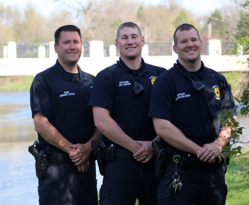 Dawson Boyd Police Officers