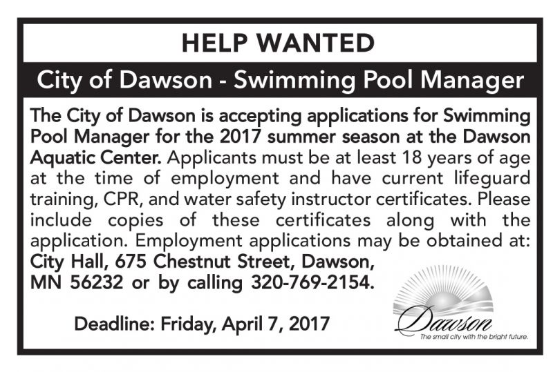 Swimming Pool Manager